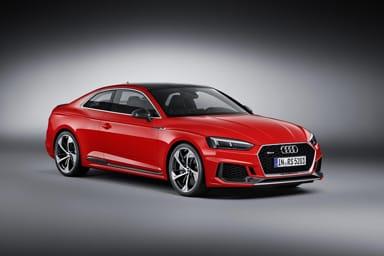 Nuova Audi RS 5 Coupé, atto secondo