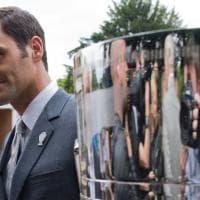 Da Federer a Nadal e Fognini: tutte le facce di Wimbledon