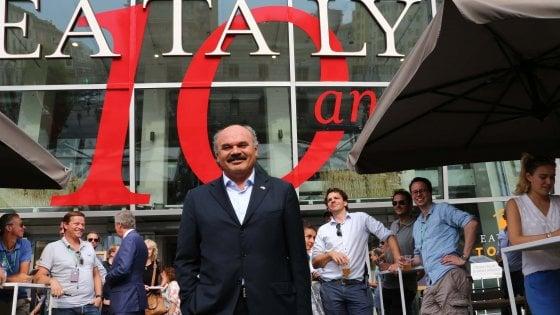 """Oscar Farinetti: """"Consumatori di tutto il mondo unitevi!"""". Ma nel segno del buon cibo"""