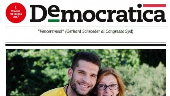 """Unità addio, nasce Democratica, il nuovo giornale del Pd. Staino: """"Hanno fatto tutto di nascosto"""""""
