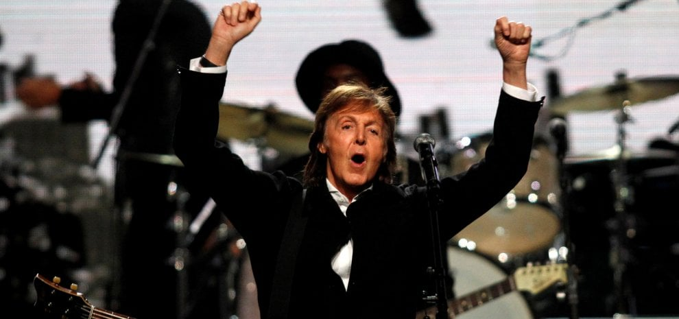 Paul McCartney si accorda con la Sony sul canzoniere dei Beatles