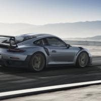 Porsche 911 GT2 RS, la più potente di sempre