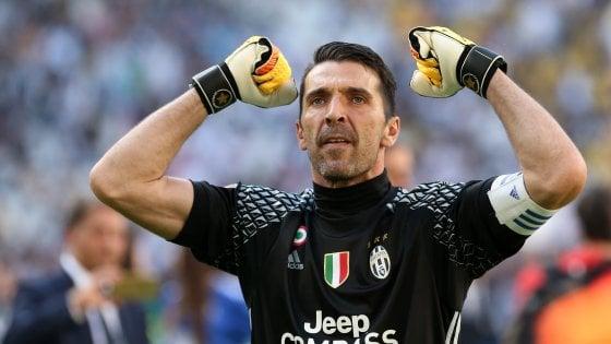 Buffon a tutto campo e sul suo addio al calcio la juve for Tuttocampo serie d