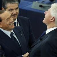 Da Berlusconi a Clinton ad Aznar, ai funerali di Kohl un revival degli anni Novanta
