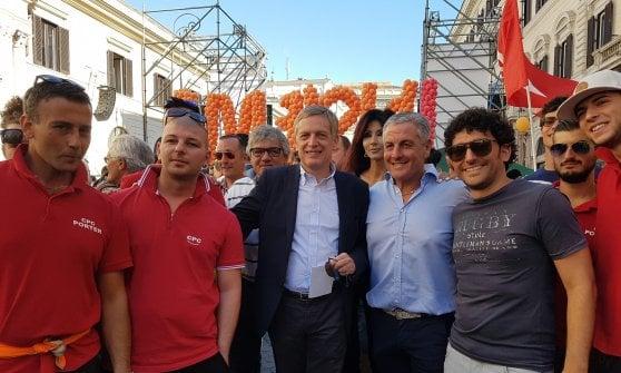 """Centrosinistra, la Casa comune di Bersani e Pisapia: """"Ius soli e lavoro. Errore abolire art.18"""""""