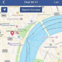 Wifi, Facebook ti aiuterà a trovare la connessione gratuita più vicina