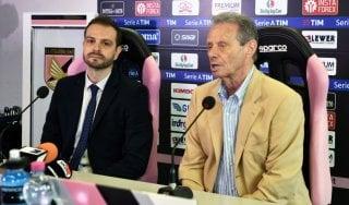"""Palermo, la verità di Baccaglini: """"Fatto tutto il possibile, nostra offerta soddisfacente"""""""