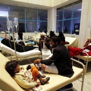 Yemen,  allarme colera: ogni minuto, un bambino è colpito da diarrea acuta