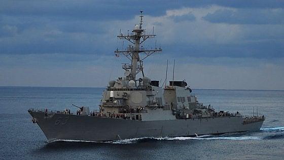 """Sfida Usa alla Cina, nave da guerra punta su Isola di Tritone. Pechino: """"Provocazione minacciosa"""""""