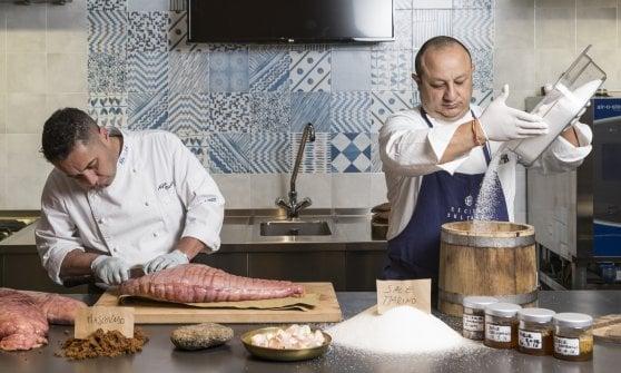 """Ciccio Sultano: """"Io, cuoco siciliano, sfido la burocrazia per difendere i sapori più veri"""""""