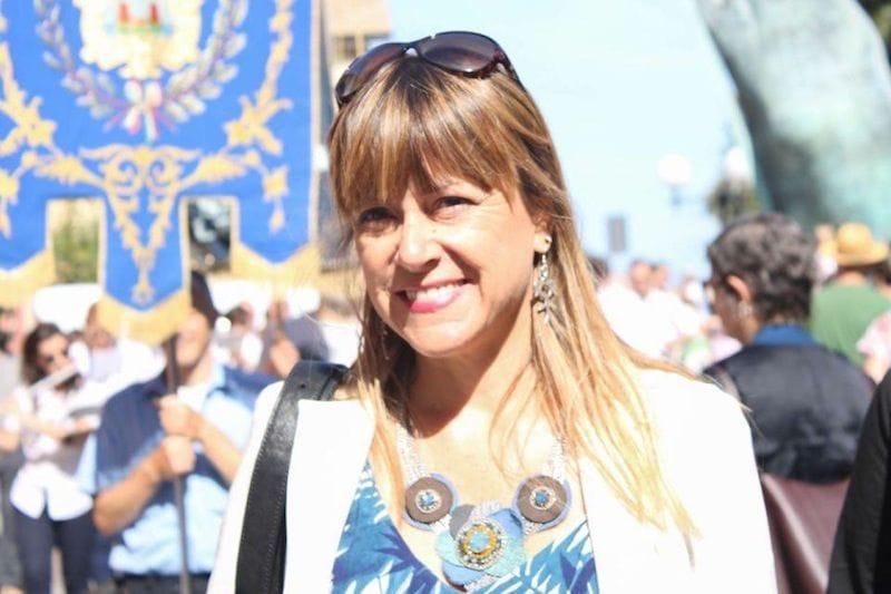 Valentina Ghio, sindaco di Sestri Levante (foto di Roberta Cosso)