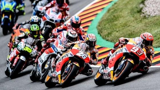 MotoGp, dal leader Marquez a Rossi giù dal podio: è un mondiale mai visto