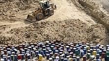 Le ecomafie perdono fatturato, ma aumenta il traffico di rifiuti
