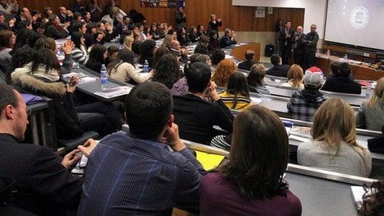 Università italiane, nepotismo in calo ma resiste in alcune facoltà