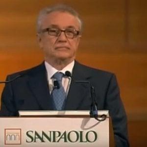 """Bazoli: """"Conseguenze gravi per l'Italia se il decreto salva-banche non verrà approvato"""""""