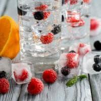 Granite, succhi e cocktail con ghiaccio a rischio. Vademecum per tutelare la salute