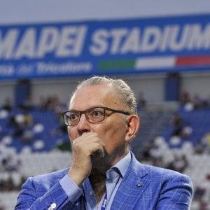 """Sassuolo, Squinzi: """"Berardi e Defrel? Chi li vuole si faccia avanti"""""""