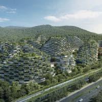 Liuzhou Forest City, 40mila alberi contro l'inquinamento: il progetto italiano in Cina