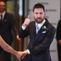 Barcellona, ufficiale il rinnovo di Messi fino al 2021. Clausola di 300 milioni