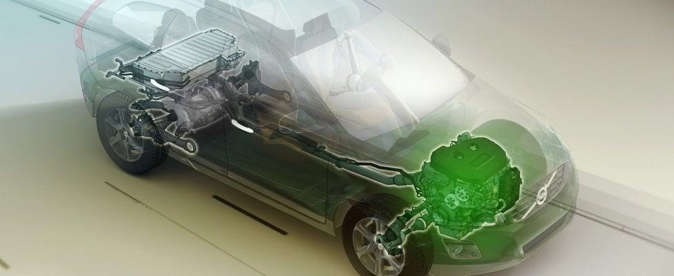 """""""Dal 2019 ogni Volvo avrà un motore elettrico"""""""