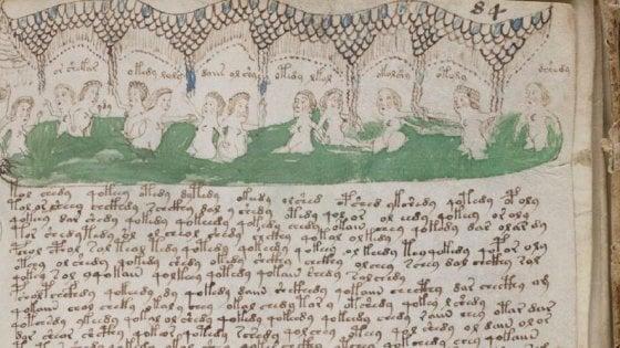 """Il mistero dell'indecifrabile manoscritto di Voynich. """"E' stato scritto da un italiano"""""""