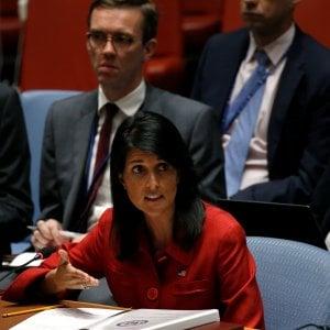 Corea del nord: Usa propongono all'Onu nuove sanzioni, contrarie Russia e Cina