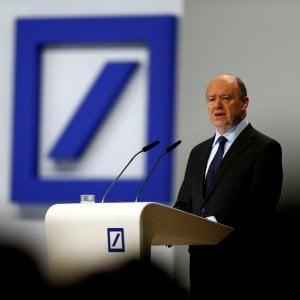"""""""Brexodus"""": Deutsche Bank saluta Londra e prepara il ritorno a Francoforte"""