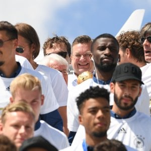 Ranking Fifa: la Germania torna in vetta, Italia stabile al 12esimo posto