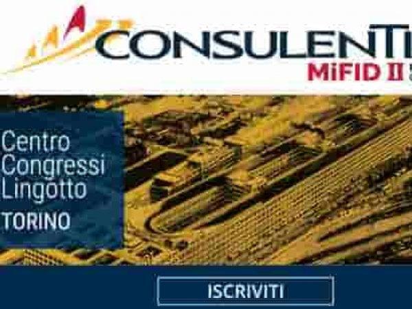 Appuntamento a Torino con la Mifid II