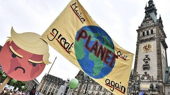 """G20 di Amburgo, Merkel si prepara a bilaterali. Putin: """"Nostro appoggio su clima e commercio"""""""