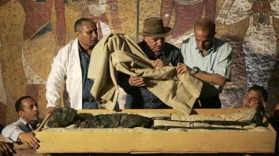 Brando Quilici: io cerco Nefertiti (e forse la troverò)
