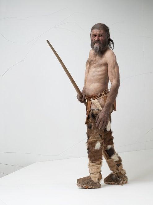 L'arma 'italiana' di Ötzi: l'ascia veniva dalla Toscana