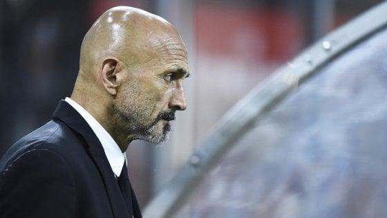 Inter, è iniziata ufficialmente l'era Spalletti: partito il raduno