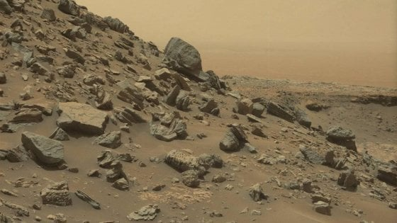 Altro che vita su Marte: il suolo è un mix di sostanze tossiche