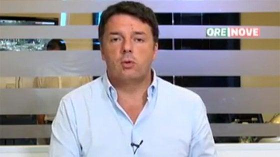 """Migranti, Renzi: """"Serve numero chiuso"""". Gentiloni: """"Nostra capacità di accoglienza non illimitata"""""""