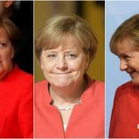 G20: perplessa, sorpresa o sorridente: tutte le facce di Angela Merkel con i grandi della Terra