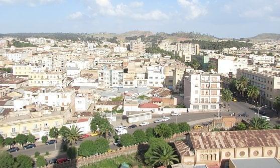 Asmara, la piccola Roma di provincia, nel patrimonio Unesco