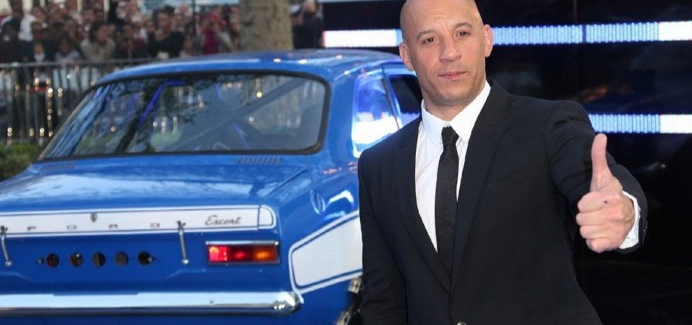 Vin Diesel, muscoli, cervello e una 'multi-faccia' speciale: l'attore fa mezzo secolo