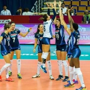Volley, World Grand Prix: riscatto per le azzurre, Russia battuta 3-2