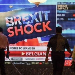 Brexit: europarlamento boccia proposta britannica di cittadinanza, pronti a veto
