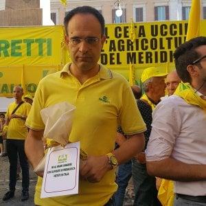 """Coldiretti, Roberto Moncalvo: """"L'accordo Ceta mina per l'occupazione. Colpito l'agroalimentare"""""""