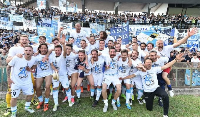 A Spal...late in serie A