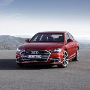 Audi A8, la rivoluzione tecnologica fa spettacolo