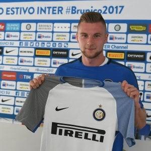 """Inter, Skriniar: """"Incredibile, due anni fa ero allo Zilina..."""""""
