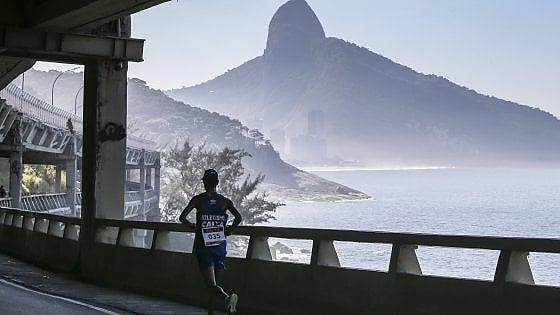 """""""Trovare, tenere, dare: la maratona come la vita è anche una questione di ritmo"""""""