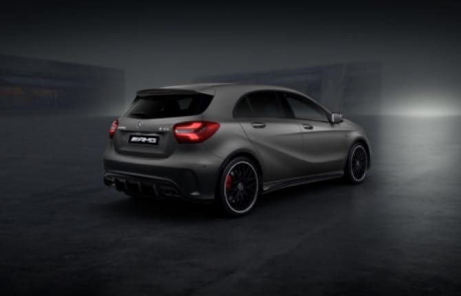 Mercedes-AMG festeggia 50 anni
