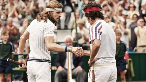 Borg-McEnroe, il duello continua. Al cinema