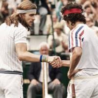 Borg-McEnroe, il duello continua.