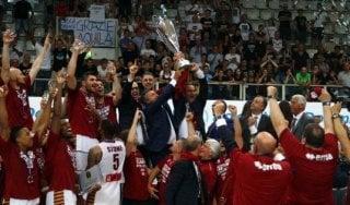 Basket, diritti tv: Serie A su Eurosport, solo una gara alla Rai
