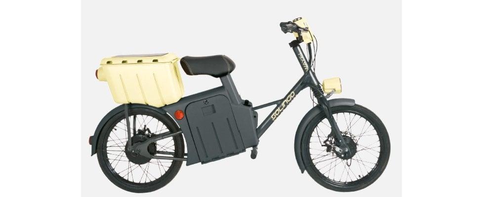 Solingo, lo scooter elettrico che viaggia a energia solare